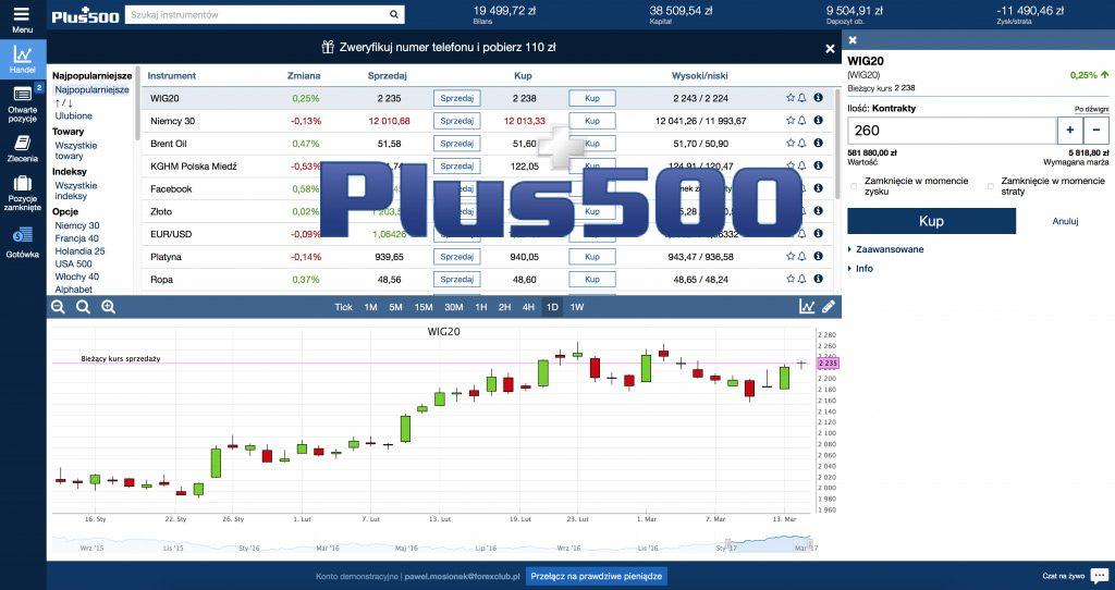 Plus500: la recensione